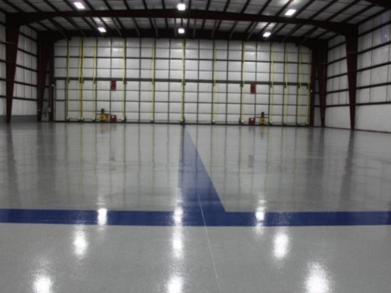 hangar floor coating