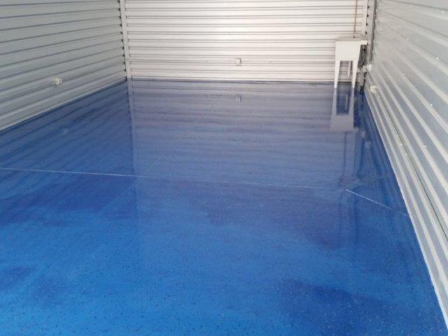 storage room floor