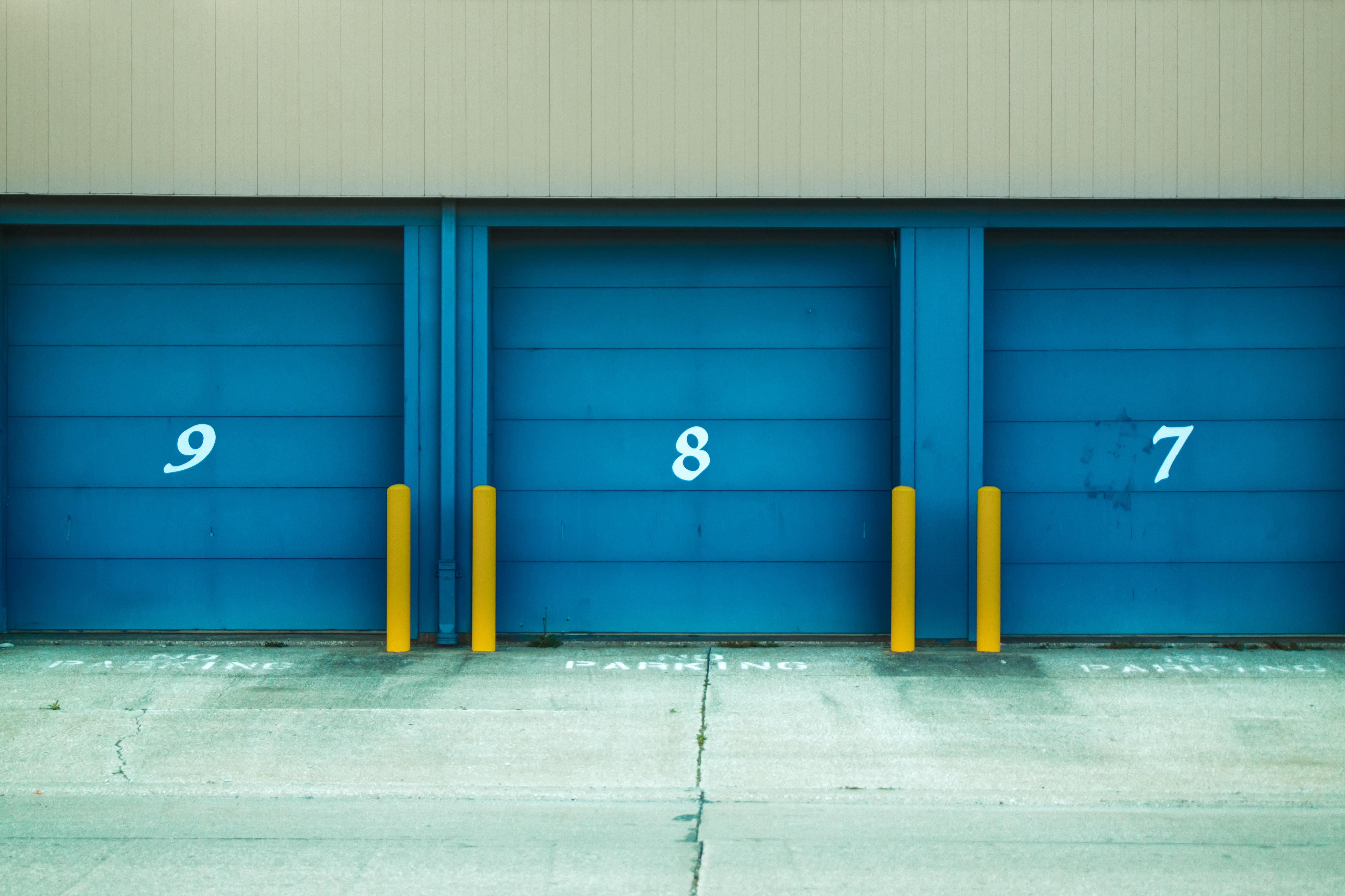 storage area doors