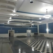 ball room dance floor
